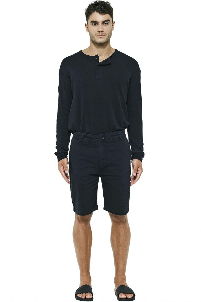 Relax Twill Shorts
