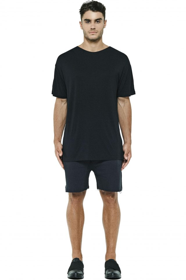 Without Collar T Shirt